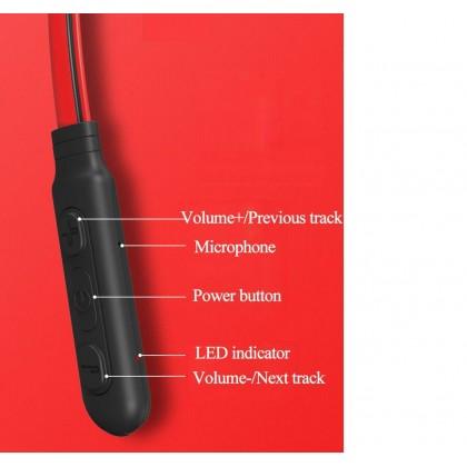 WIWU Runner Wireless Bluetooth Earphone Neckband