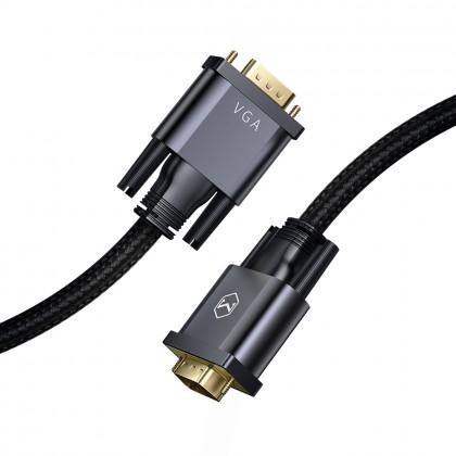 Mcdodo VGA to VGA Converter Cable (CA-7780) (2M) - Black