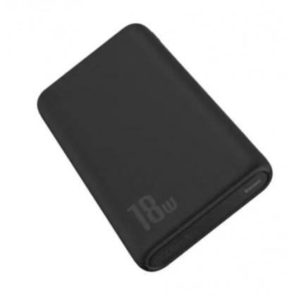 Baseus 18W USB PD Power Bank 10000mAh for iPhone 11 11 Pro Xiaomi HuaWei Mate 30 P30 Dual-Way Quick Charge 3.0 Powerbank