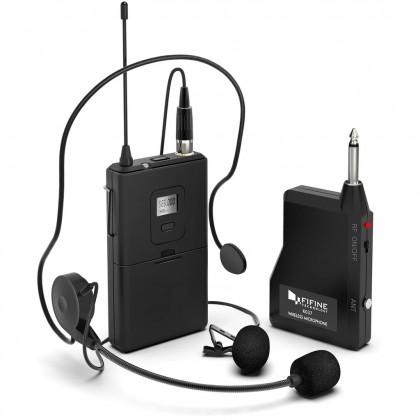 FIFINE WIRELESS HEAD-WORN MICROPHONE - K037B